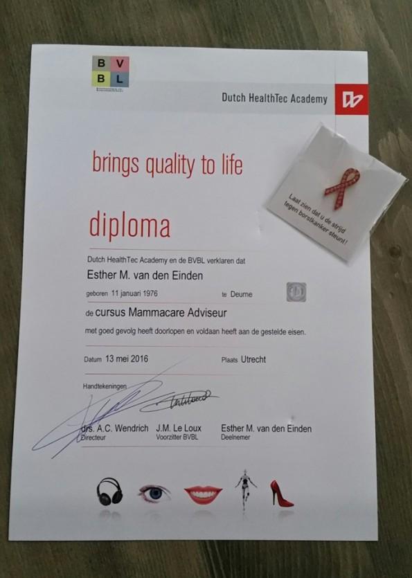 diploma esther